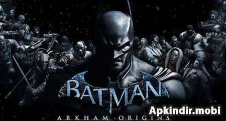 Batman Arkham Origins Full Apk