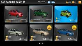 Car Parking Game 3D Mod Hileli Apk indir