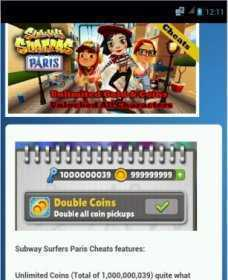 Subway Surfers Paris Hileli MOD Full Apk indir