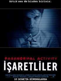 Paranormal Activity İşaretliler