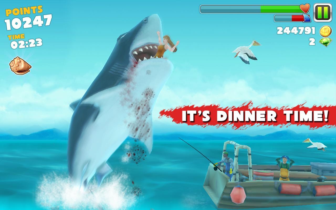 Image Result For Hungry Sharks Evolutiona