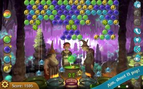 Bubble Witch 2 Saga MOD Hileli Full Apk indir