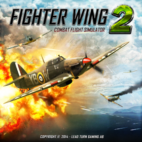 FighterWing 2 Flight Simulator MOD Hileli Full Apk indir