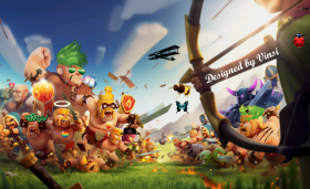Clash of Clans v 8.332.16 Android Para Hilesi Full Apk indir