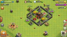Clash of Clans v 8.332.2 Android Para Hilesi Full Apk indir