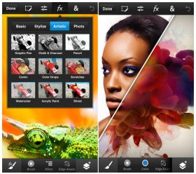Photoshop Touch for Phone 1.3.6 Android Ücretsiz indir