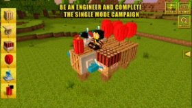 Blocky Cars v1.0.3 Android APK indir
