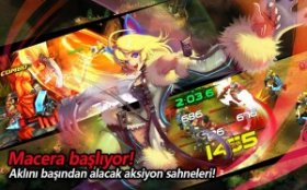 Kritika: Chaos Unleashed  v 2.33.4 Android Hile MOD APK indir