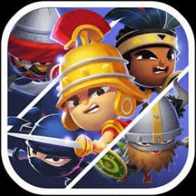 World of Warriors v 1.12.1 Android Hile MOD APK indir