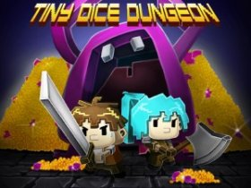 Tiny Dice Dungeon v1.21.16 Android Hile MOD APK + DATA indir