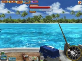 Fishing Paradise 3D v 1.12.31 Android Hile MOD APK indir