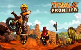 Trials Frontierv 4.6.0 Android Hile MOD APK + DATA indir
