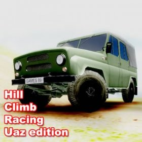Hill Climb Racing Uaz Edition v1.24.0 Android APK indir