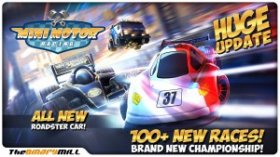 Mini Motor Racing v1.8.1 Android Hile MOD APK + DATA