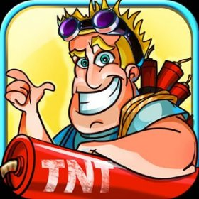 Total Destruction: Blast Hero v1.0.3 Android Hile MOD APK indir