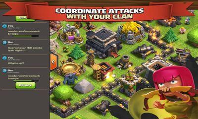Clans of clash скачать на андроид