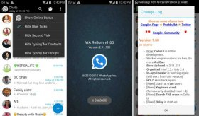 Whatsapp Plus V6.76 Full Son Sürüm [Reborn v1.60 Crack + Anti Ban] indir