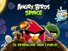 Angry Birds Space Premium v2.1.2 Android APK indir