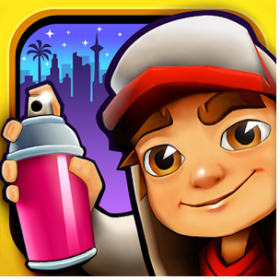 Subway Surfers Las Vegas USA v1.33.0 Full Hile Mod indir
