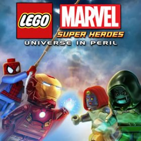 LEGO ® Marvel Super Heroes v 1.11.1 Android APK + DATA indir