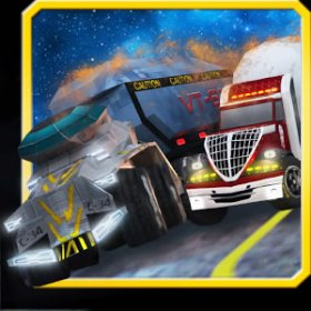 Mini Truck Racing v1.04 Android APK + DATA indir