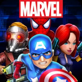 Marvel Mighty Heroes v1.0.9 Android APK indir