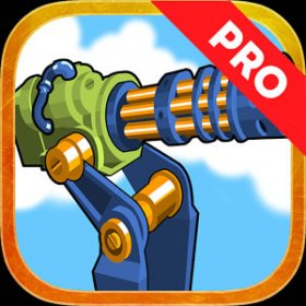 Military Defense TD PRO v1.1 Android APK indir