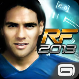 Real Football 2013 v1.6.4h Android Hile MOD APK + DATA indir