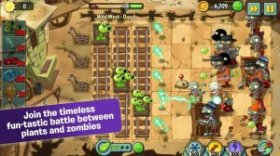 Plants vs. Zombies 2 v 5.7.1 Android Hile MOD APK indir