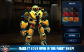 Real Steel World Robot Boxing v 29.29.800 Hile MOD APK indir