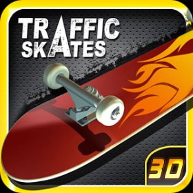 Traffic Skate 3D v1.0.6 Android APK indir