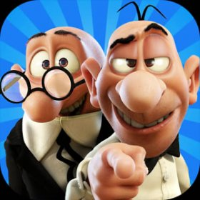 Mort & Phil: Frenzy Drive v1.0.3 Android APK + DATA indir