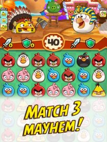 Angry Birds Fight! v 2.5.5 Android Hile MOD APK indir