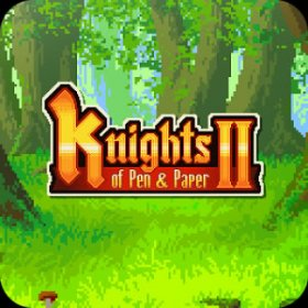 Knights of Pen & Paper v 2.0.8 Android APK + DATA indir