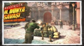 Brothers in Arms® 3 v 1.4.4c Android Hile MOD APK + DATA indir