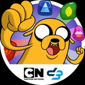 Adventure Time Puzzle Quest v1.3 Android Hile MOD APK indir