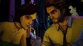 The Wolf Among Us v1.21 Android APK + DATA indir