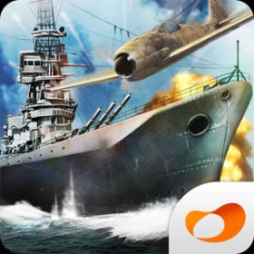 WARSHIP BATTLE:3D World War II v 1.3.9 Android APK indir
