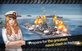 WARSHIP BATTLE:3D World War II v 2.1.2 Android APK indir