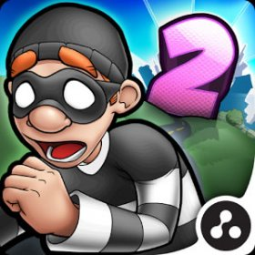 Robbery Bob 2: Double Trouble v 1.6.4 Android Hile MOD APK indir