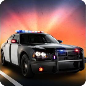 Extreme Police Car Racer v1.2 Android APK indir