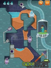 Where's My Perry v1.7.1 APK (Mod Unlocked) Data Obb Full