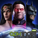 Injustice Gods Among Us v2.6.0 (Mod: Sınırsız Para Hilesi) Apk + Data Obb Full