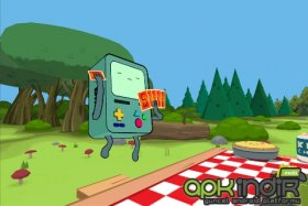Card Wars - Adventure Time Apk + Data Full