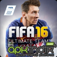 FIFA 16 Ultimate Team v3.2.113645 Android Full Apk + Data Mod: Hile