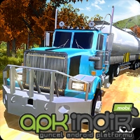 Offroad Oil Cargo Truck Sim 3D Android Apk