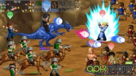 Hero Fighter X v1.08 Android Apk Mod Hile