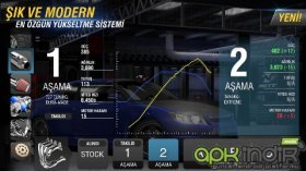 Racing Rivals v 6.0.1 Android Apk Mod Hile (SuperCharger + Turbo)