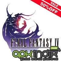 Final Fantasy IV v1.5.3 Android Apk Hack MEGA FREE Mod Download