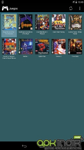epsxe for android playstation emulator